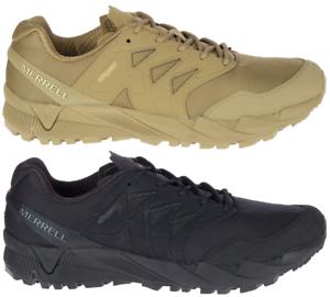 MERRELL Agility Peak Táctica Militar Ejército Combate zapatos de Desierto Para Hombre Todas Las Tallas