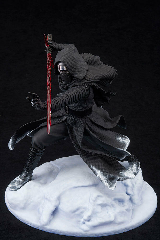 STAR WARS EPISODE VII 1 7 KYLO REN ARTFX+ STATUE KOTOBUKIYA  - OFFICIAL
