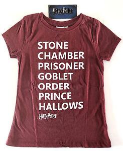 93930090 Das Bild wird geladen Harry-Potter-Damen-T-Shirt-Stone-Chamber-Prisoner-