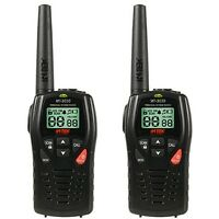 WALKIE TALKIES CB RADIO INTEK MT 3030 DUAL BAND PMR 446 LPD 433 (PAIR)