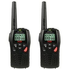 WALKIE TALKIES CB RADIO INTEK MT 3030 DUAL BAND PMR 446 LPD 433 (PAIR)