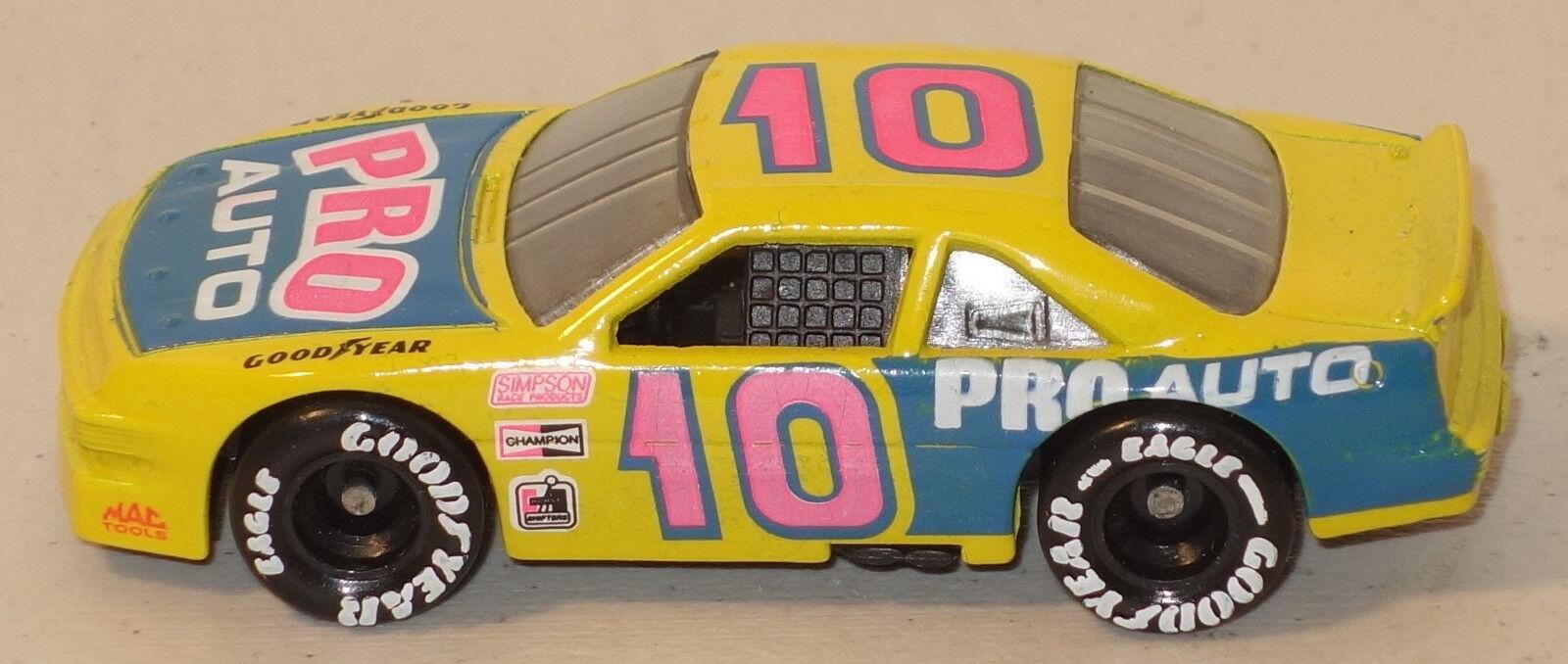Matchbox Superfast DTE Raro giallo Pontiac Grand Prix Pro Auto Nascar PrePro