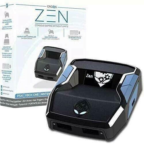 CRONUS ZEN Mod Controller Keyboard Mouse CRONUSMAXZEN No Recoil MODS UK NEW