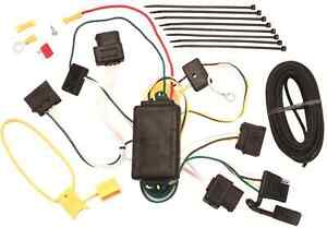 s l300 2004 2007 ford freestar trailer hitch wiring kit harness plug play