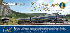 REDUCED Proto B&O 1950s CAPITOL LIMITED Complete 10-Car Standard SET NIB