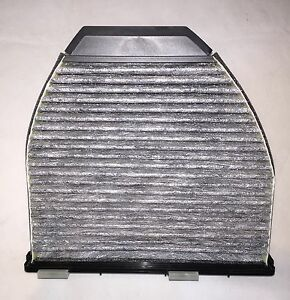 FK.108 Innenraumfilter Aktivkohlefilter für Mercedes W204 S204 C204 W212 S212