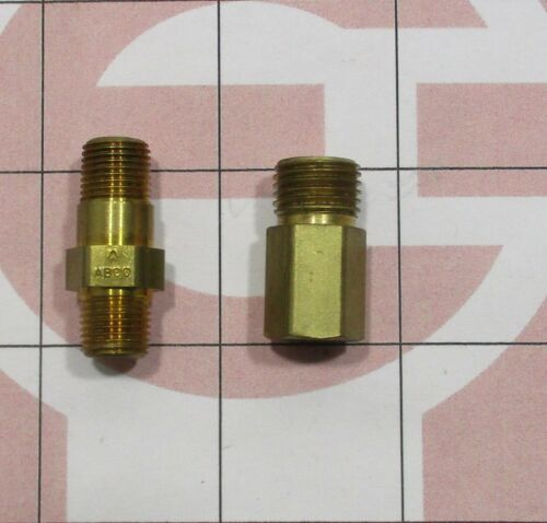 Check Valves A//C Freon 500psi 60119 NEW