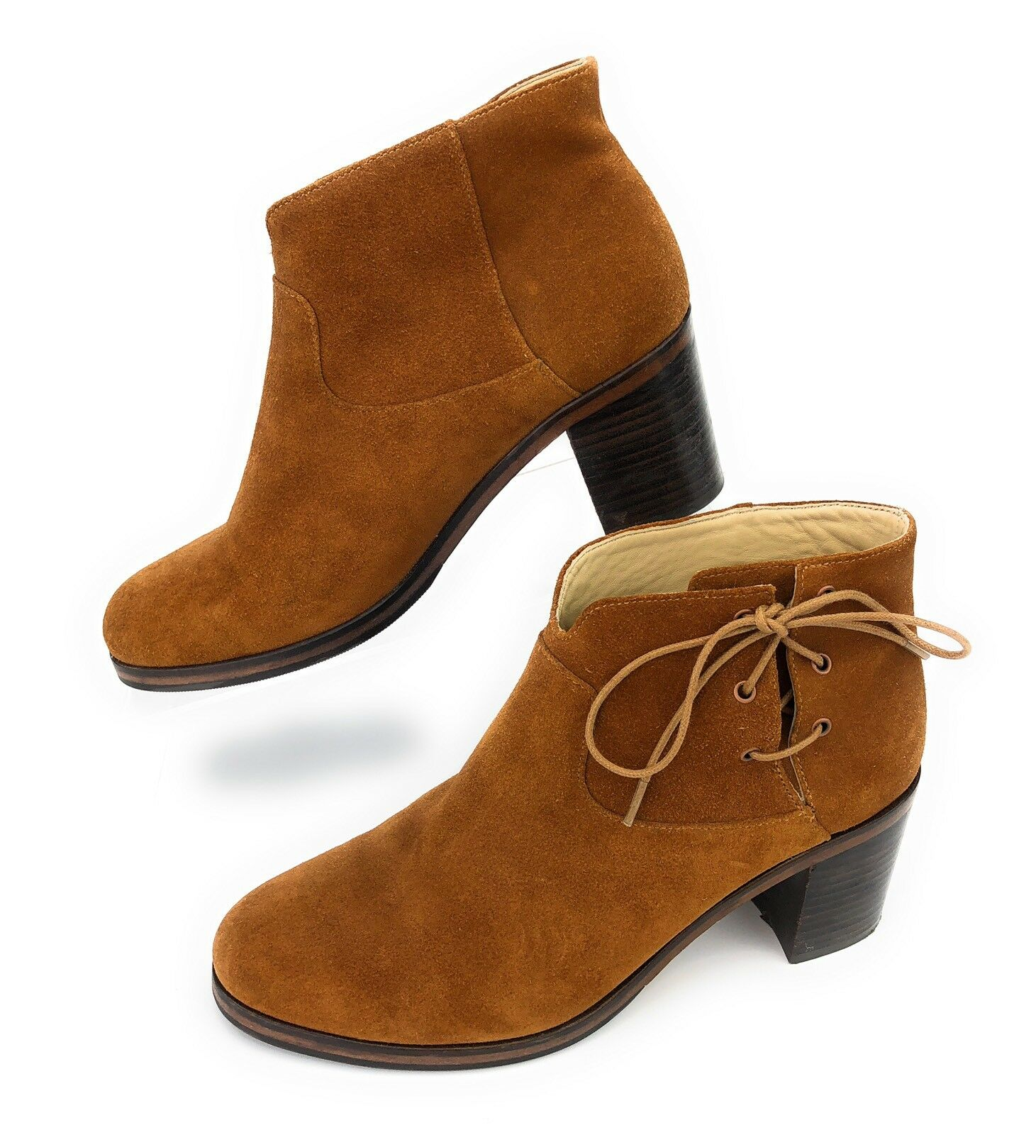 26791648f5c Wolverine 1000 Mile Samantha Pleet Brown Suede Leather Lace Lace ...