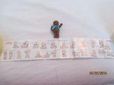 """1991 Hasbro L'il Babies African American L'il Peep Bo 2"""" Tall"""