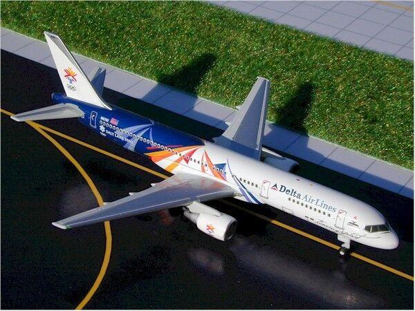 Delta Airlines B757-200  Soaring Spirit  (N6701), GJ