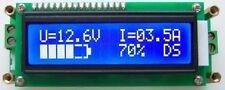 LiFePO4 LiPo NiCd Pb Akku LCD-Batteriezustands- & Kapazitätsanzeige Fuel Gauge
