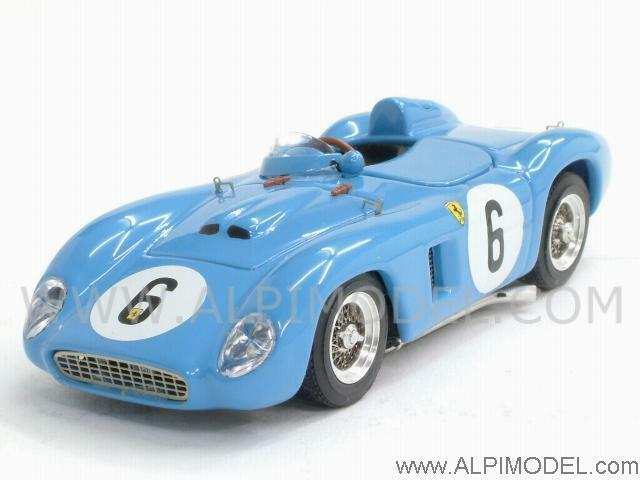 hasta un 60% de descuento Ferrari 500 TR Reims Reims Reims 1956 PiCoched-Manzon 1 43 Art 051  tienda en linea