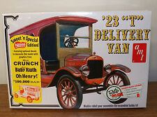 Ford Delivery Van 1923 Model Kit AMT 2015 Retro Deluxe Ed Amt860/12 Nestle T