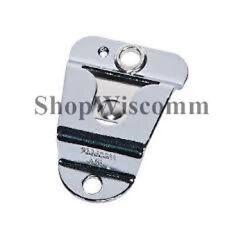 Motorola OEM HLN9073B Mobile Mic Hang Clip W/ Screws for Two Way