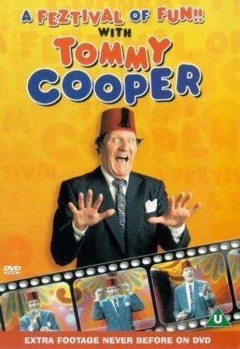1 of 1 - TOMMY COOPER A FEZTIVAL OF FUN CINEMA CLUB GRANADA UK 2002 REGION 2 DVD L NEW