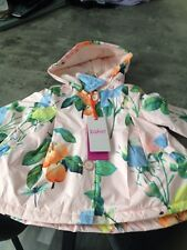69da6ee0c512 item 3 Ted Baker Baby Girl Pink Floral Print Jacket Size 9-12 Months Brand  New -Ted Baker Baby Girl Pink Floral Print Jacket Size 9-12 Months Brand New