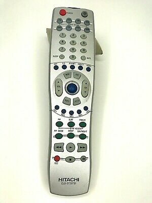 50V500A 50VX500 Replacement Remote for HITACHI CLU5729TSI