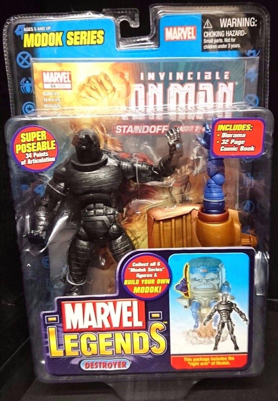 Marvel leggende MODOK SERIES. 6  Cacciatorpediniere VARIANTE NUOVO   Avengers THOR Iron uomo  fino al 60% di sconto