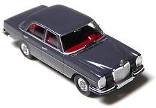 H0 BREKINA Starmada Mercedes Benz MB 280 SE W 108 graphitgrau TOP Modell # 13102