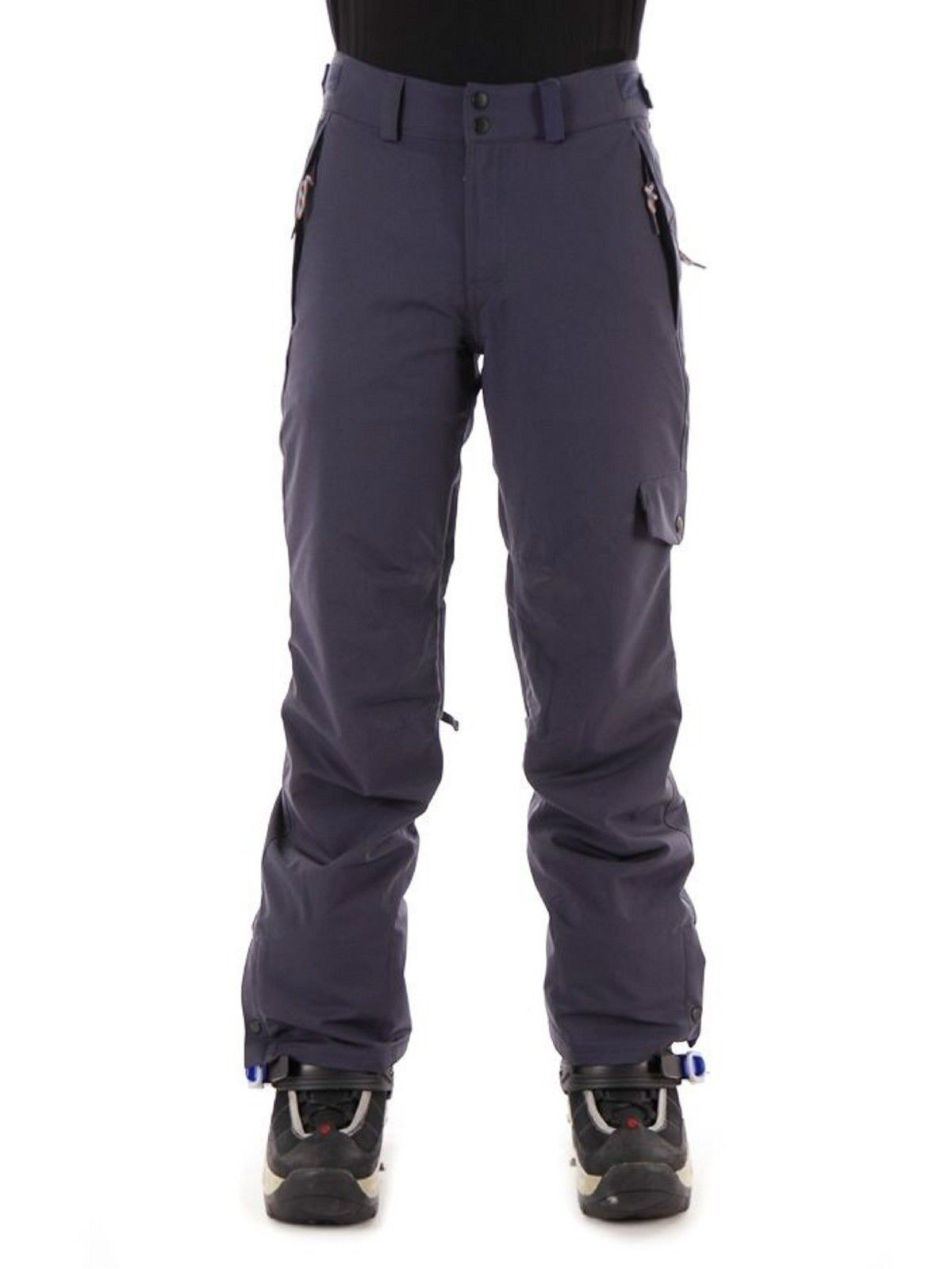 O'NEILL LADIES STREAMLINED SKI PANTS SNOWBOARDING INSULATED WATERPROOF blueE