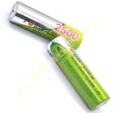 2 x AA PowerUltra Rechargeable 2500 mAh NI-MH Batteries Cordless Phone 2500mAh