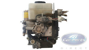 2001-2002 Toyota 4Runner ABS Master Cylinder Brake Booster Complete Assembly OEM