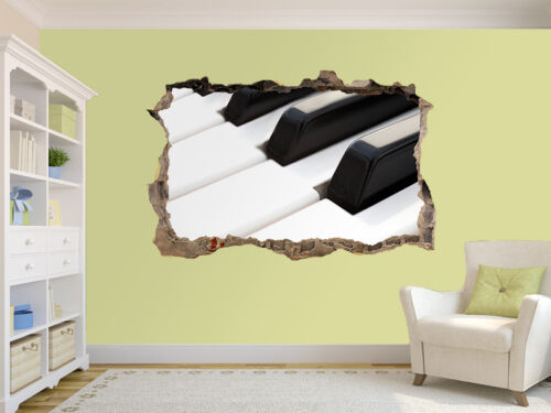 26870427 Anatomie IMAGE Piano Photo trou en Autocollant Mural Papier Peint
