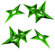 Kawasaki Ninja ZX12R ZX10R ZX9R ZX7R ZX6R 650 1000 250R 300 green Star  Decal