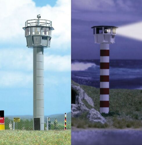 Busch 1015 h0//TT Torre di osservazione Torre di Guardia Grenzturm DDR-Grenzturm