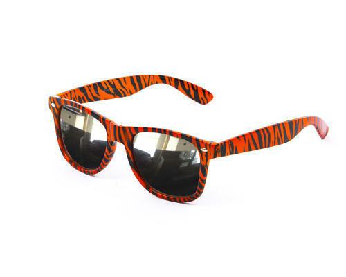 Tiger Print Fashion Festival Wedding Sunglasses Mirror Mirrored Mens Womens New