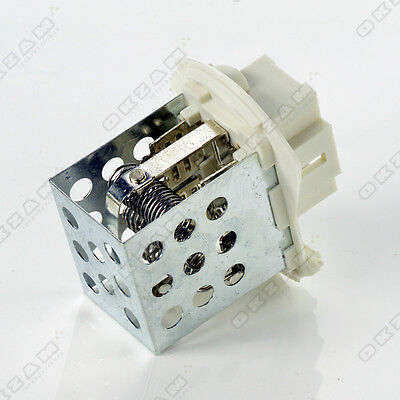 2019 Ultimo Disegno Riscaldatore Di Ventilatore Resistore Motore Ventola Per Nissan Interstar Alleviare I Reumatismi
