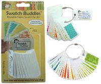 Swatch Buddies - Fan Kit - 48 Cards By Swatch Buddies