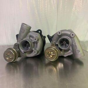 Porsche 993 Turbochargers Triple K ( L+ R ) 5324 101 5075 / 5324 101 5076