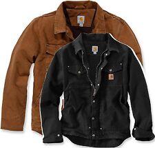 47c6f544da7 Carhartt Berwick Jacket Coat- Workwear 101230 Black or Brown Available FREE  P+P