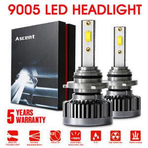 9005 LED Headlight Bulb for Toyota Sienna Camry Corolla Highlander High Beam Kit