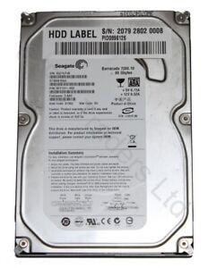 "80 GB - 3.5"" SATA Seagate ST380815AS - 9CY131-069  Hard Disk Drive [3339]"