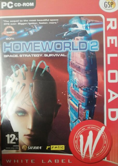 Homeworld (PC: Windows, 2003) - Reload Addition