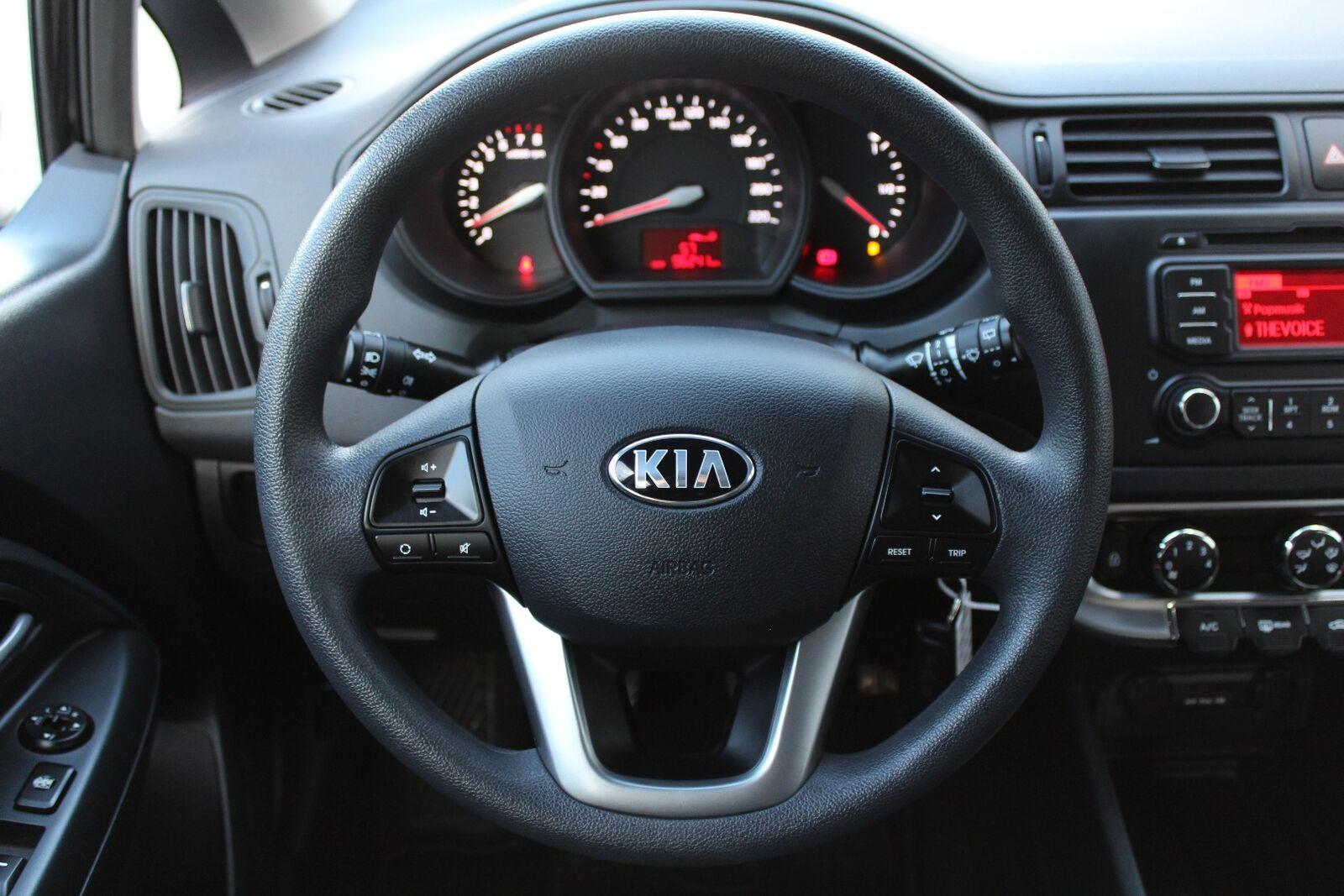Kia Rio 1,2 CVVT Active - billede 7