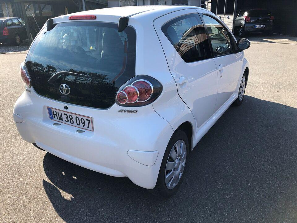 Toyota Aygo, 1,0 VVT-i T2 Air, Benzin
