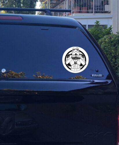 03-149 Storm Trooper Thug Life Empire Rebels Logo vinyl sticker decal