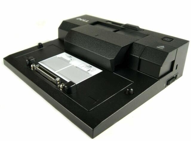 Dell E-Port II Port Replicator PR03X USB 2.0 Docking station Latitude Precision