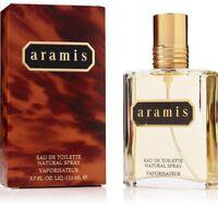 Aramis Eau De Toilette Spray For Men 3.7 Oz (pack Of 3) on sale