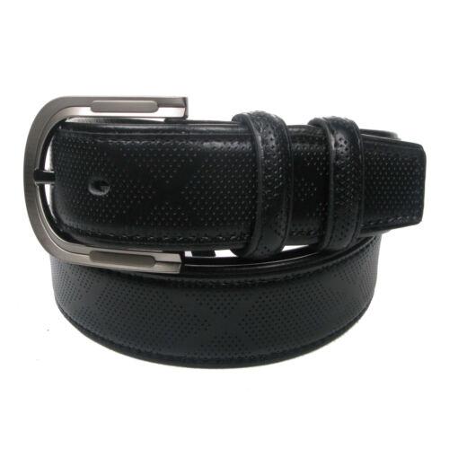 Nuevo cinturón para hombre Cuero Para Caballeros Y Jeans cinturón del pantalón