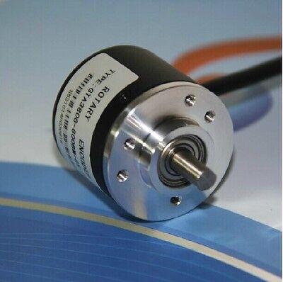 Encoder 600P/R Incremental Rotary Encoder AB 2 phase encoder 6mm Shaft
