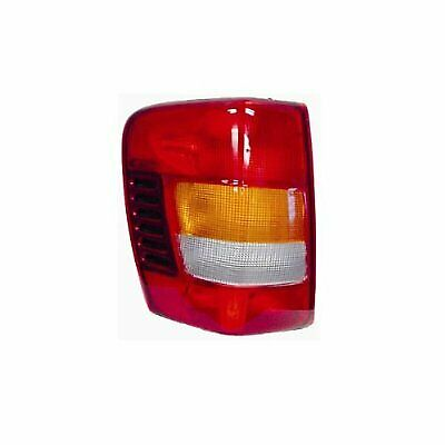 2002-2004 Jeep Grand Cherokee Passenger Right Side Rear Back Lamp Tail Light