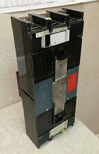 Ge Tjj436y400 400 Amp Molded Case Transfer Switch Walking Beam Setup Used