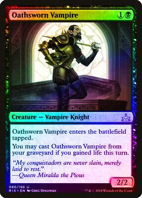 Vampire/'s Zeal FOIL Ixalan NM-M White Common MAGIC THE GATHERING CARD ABUGames