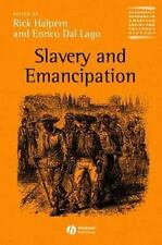 Slavery and Emancipation (Blackwell Readers in American and Cultural History)