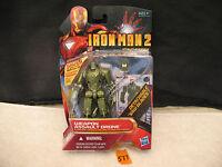 Iron Man 2 Movie Series Weapon Assault Drone 3.75 Action Figure 16 2010