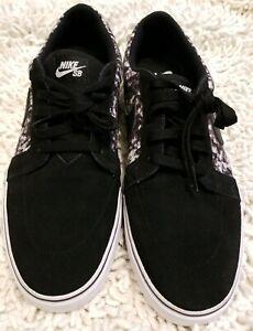 Nike Sb Mens Satire Ii Print Shoes Size 12 Skateboarding 749673